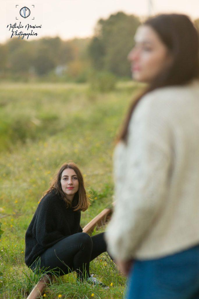 portrait entre soeurs
