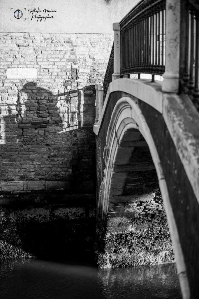 Pont et ombre - Venise