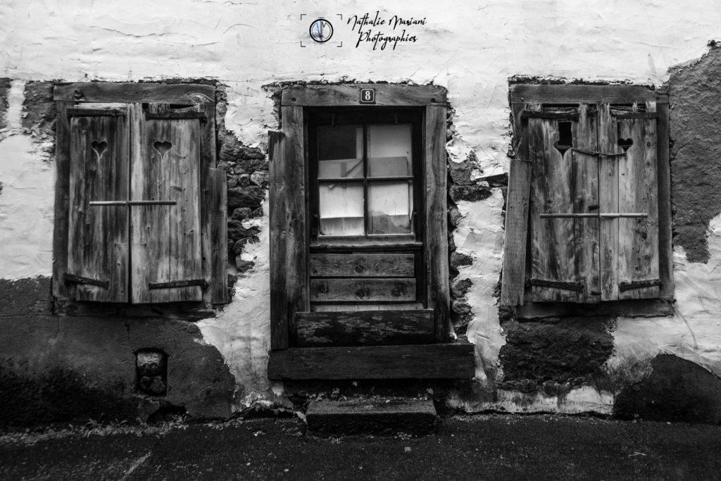 Maison abandonnée - Thiers